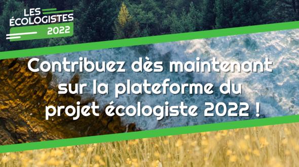 Présidentielles 2022 : EELV ouvre ses inscriptions aux journées d'été de Poitiers 93b0ddfedfdd796d861d1bc131a3065cc52aefb358000ec167d98328a30466cf